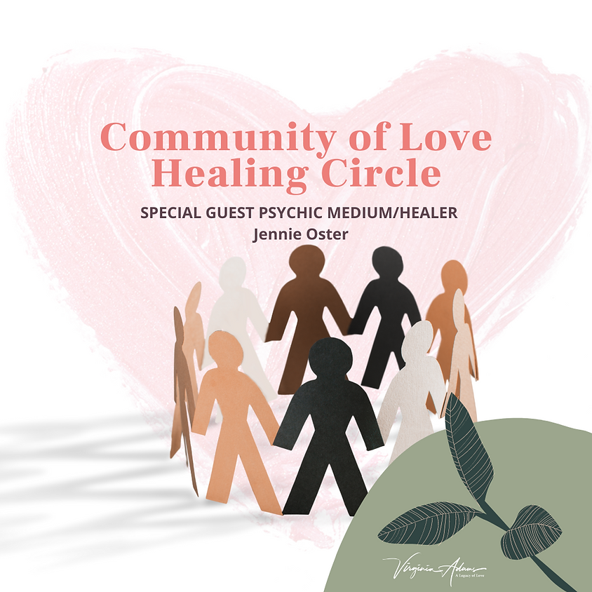 Monthly In-Person Healing Circles