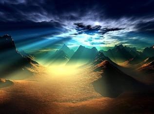 The Golden Triangle Faith - Love - Charity