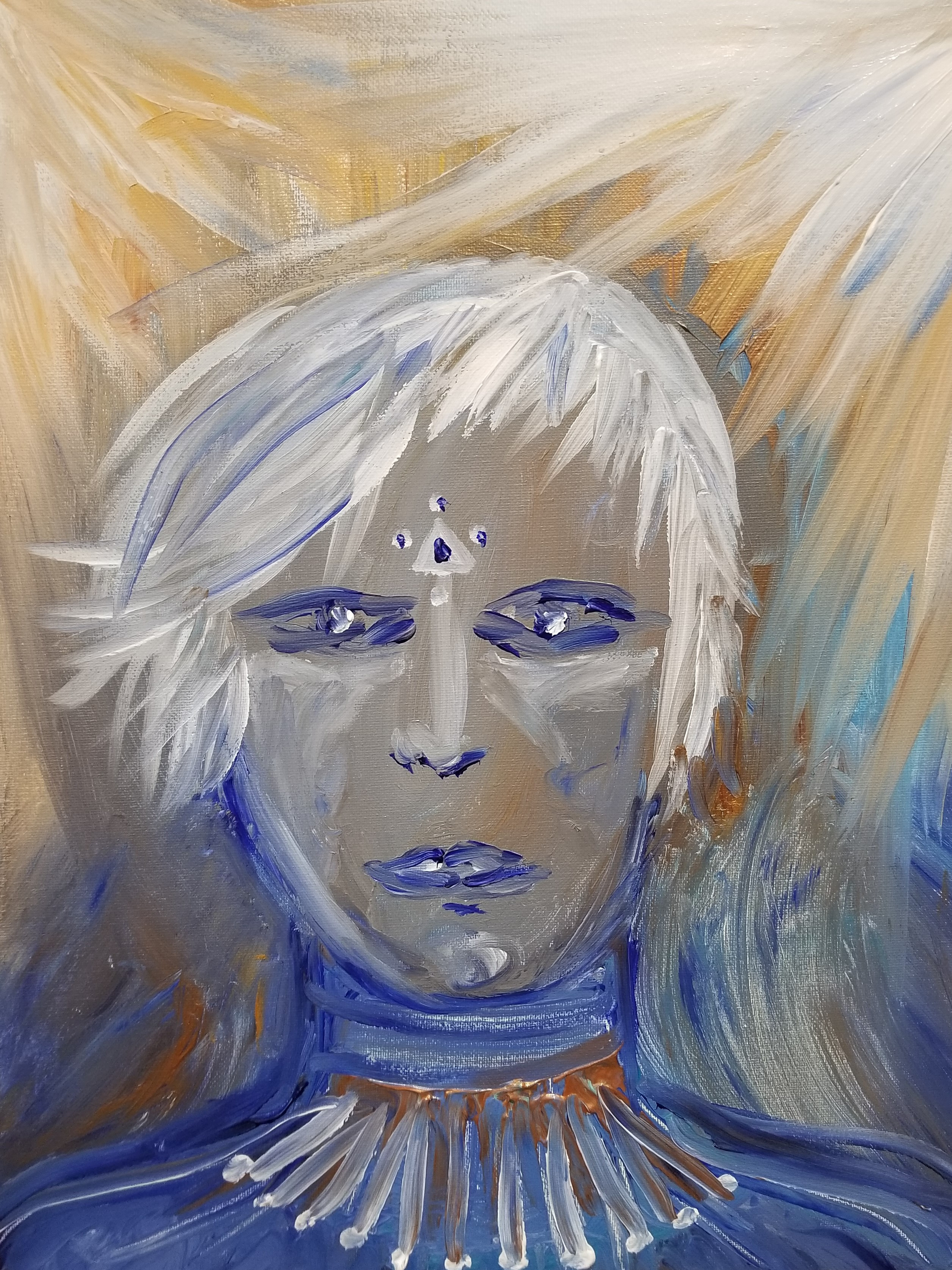 Energy Reflection Painting