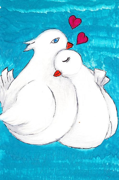 Snuggle Doves