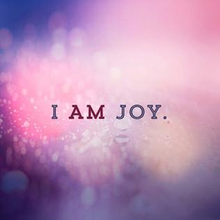 The Elusive Presence of Joy