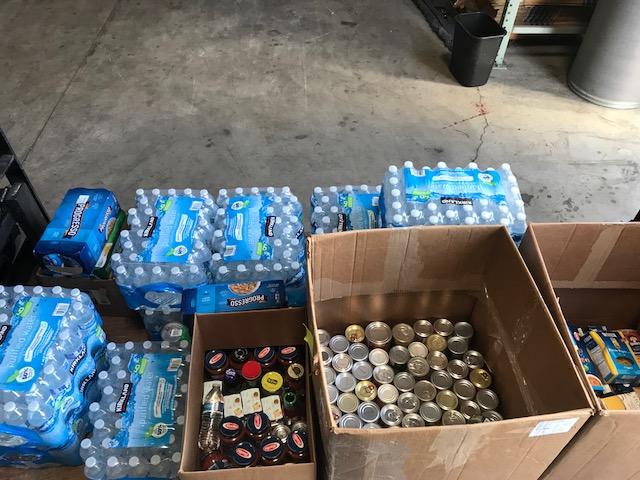MFH Drop Off 171004 Donation