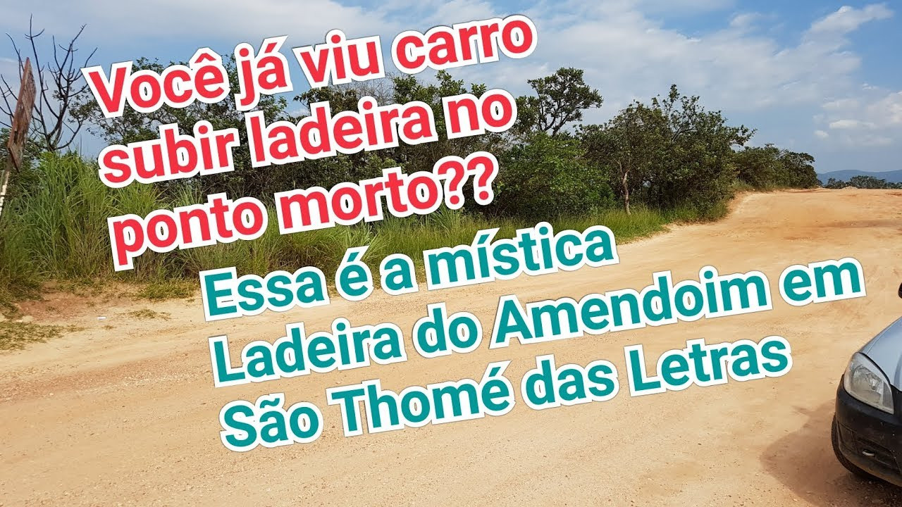 Ladeira do Amendoin