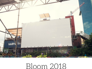 Bloom 2018
