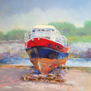 Dry Docked in Gloucester