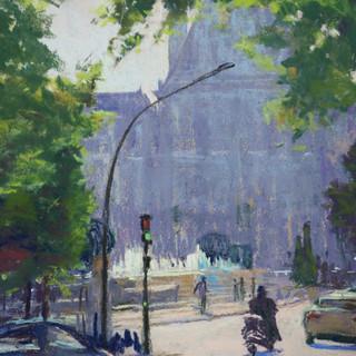 Rue du  Temple, Paris