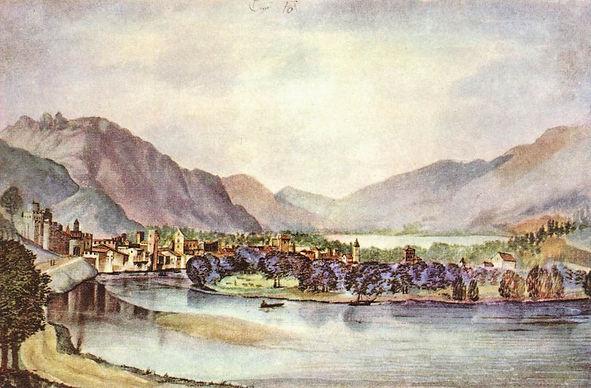 Durer, View of Trento.jpg