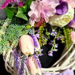 Spring Door Wreath Iris Aphylla_Detail.j