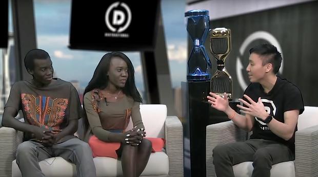 Designers TV with neecee lexy