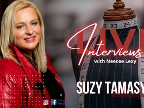Suzy Tamasy A Canadian Fashion Designer Empowering Women With A Positive Jewel