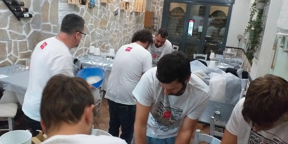 Hobby pizzasütő  tanfolyam Nápolyban (1)