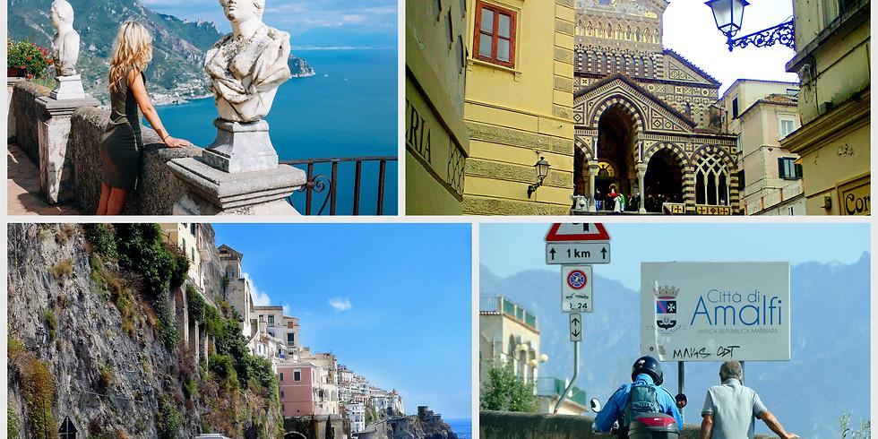 Egy nap Ravello Amalfi Positano Sorrento  2