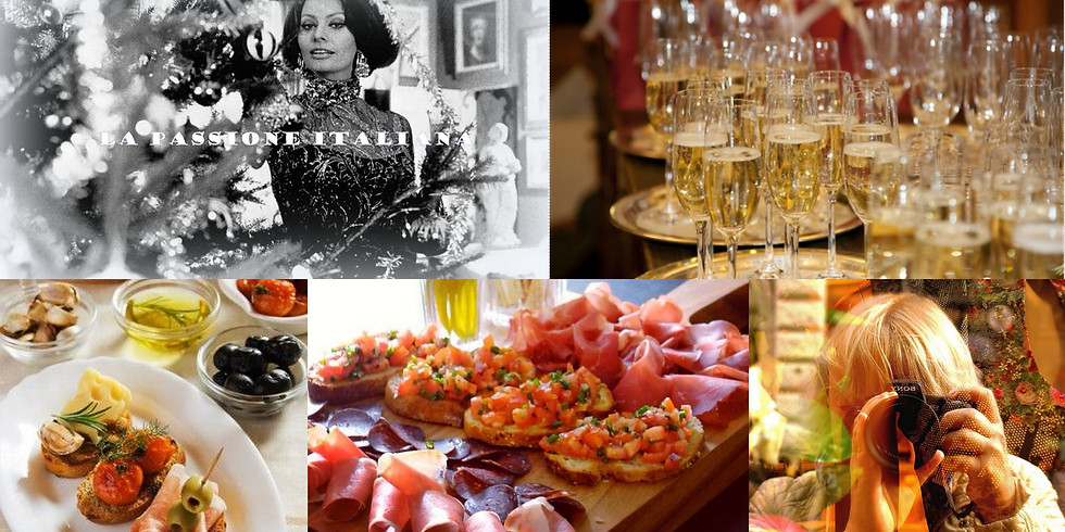 La Passione Italiana karácsony és nyílt nap
