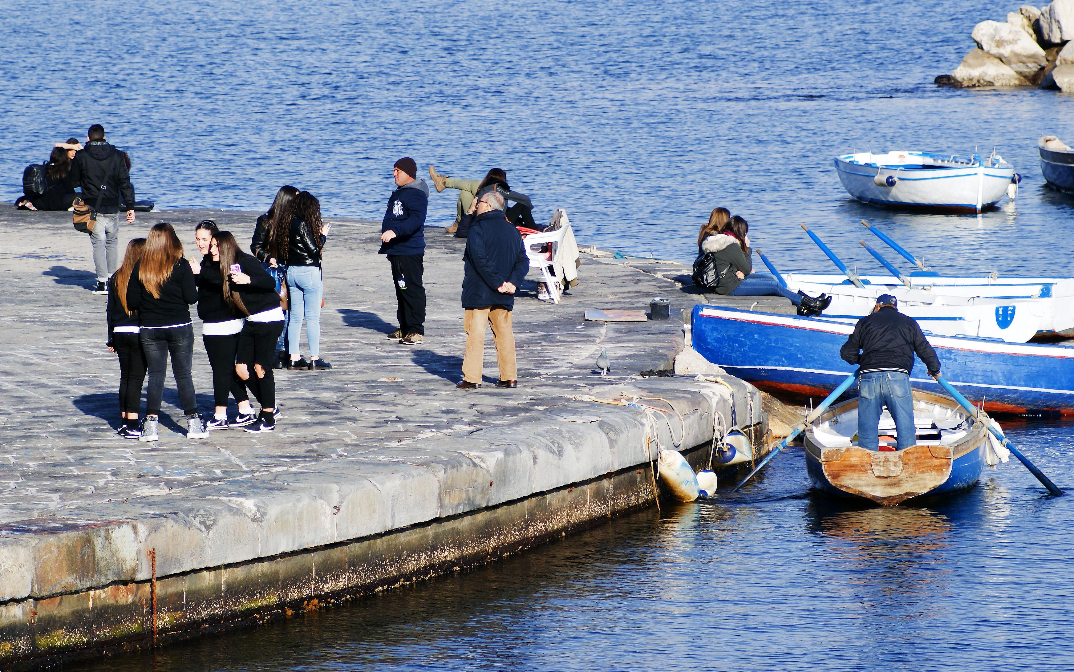 Lungomare Napoli