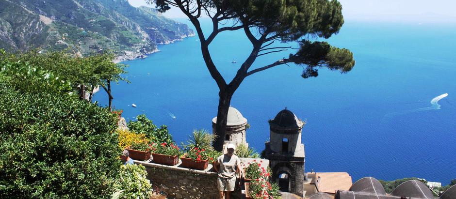 Positano és a híres Amalfi-part