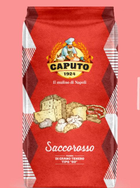 CAPUTO SACCOROSSO