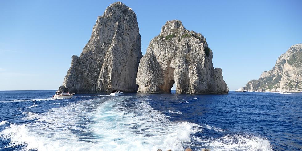 Bakancslista - Capri - Sorrento - Amalfi part