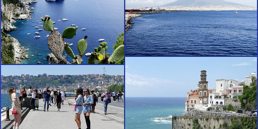 Nápoly - Capri  - Amalfi hétvége  (3)