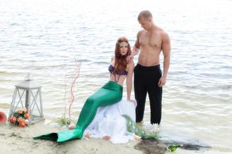 Fairytale Series: Ariel's Wedding