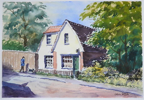 Small Cottage, Galleywood..JPG