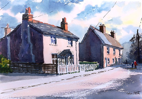 Cottages, The Street, Galleywood.jpg