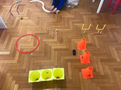 Pianificazione e abilità di coordinazione