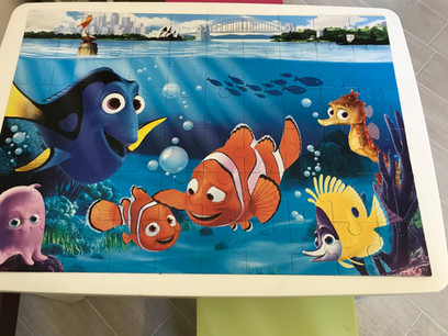 Puzzle di Nemo