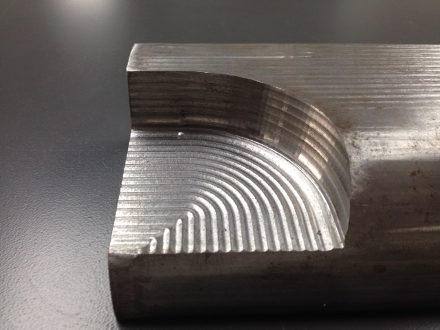 3D Milling with Metal