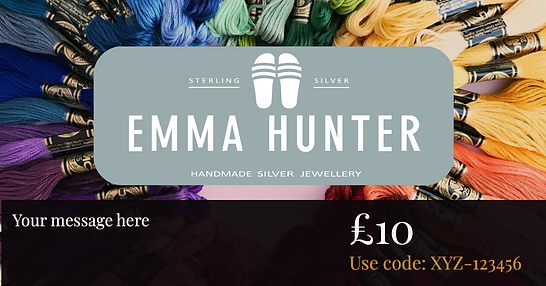 Emma Hunter Jewellery - eGift card