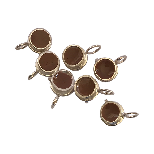 Tea cup charm