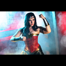 Wonder Woman - JLFX Studios