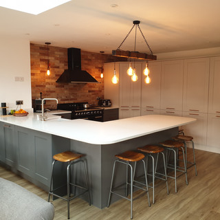 New Kitchen to rear extension