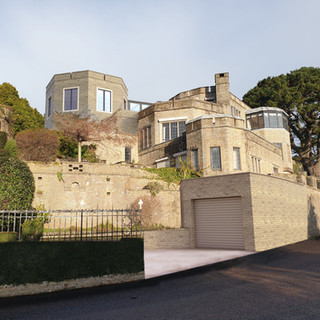 CGI Proposals to Bespoke house in Torbay