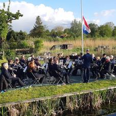 Dodenherdenking Tienhoven 2019