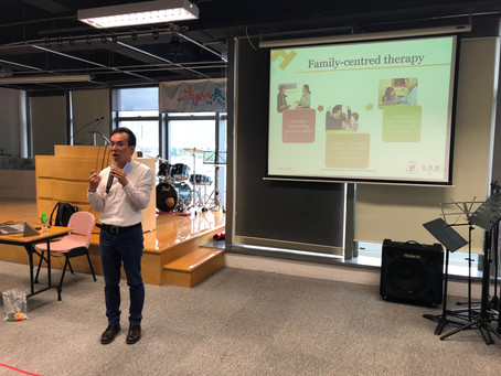 Heep Hong Society - SNNHK Workshop: Introducing PACT to Families