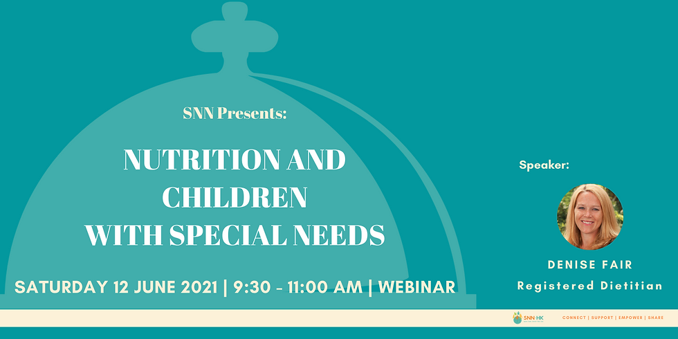 Nutrition and Children with Special Needs