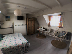 Kamer in unieke Ibiza stijl