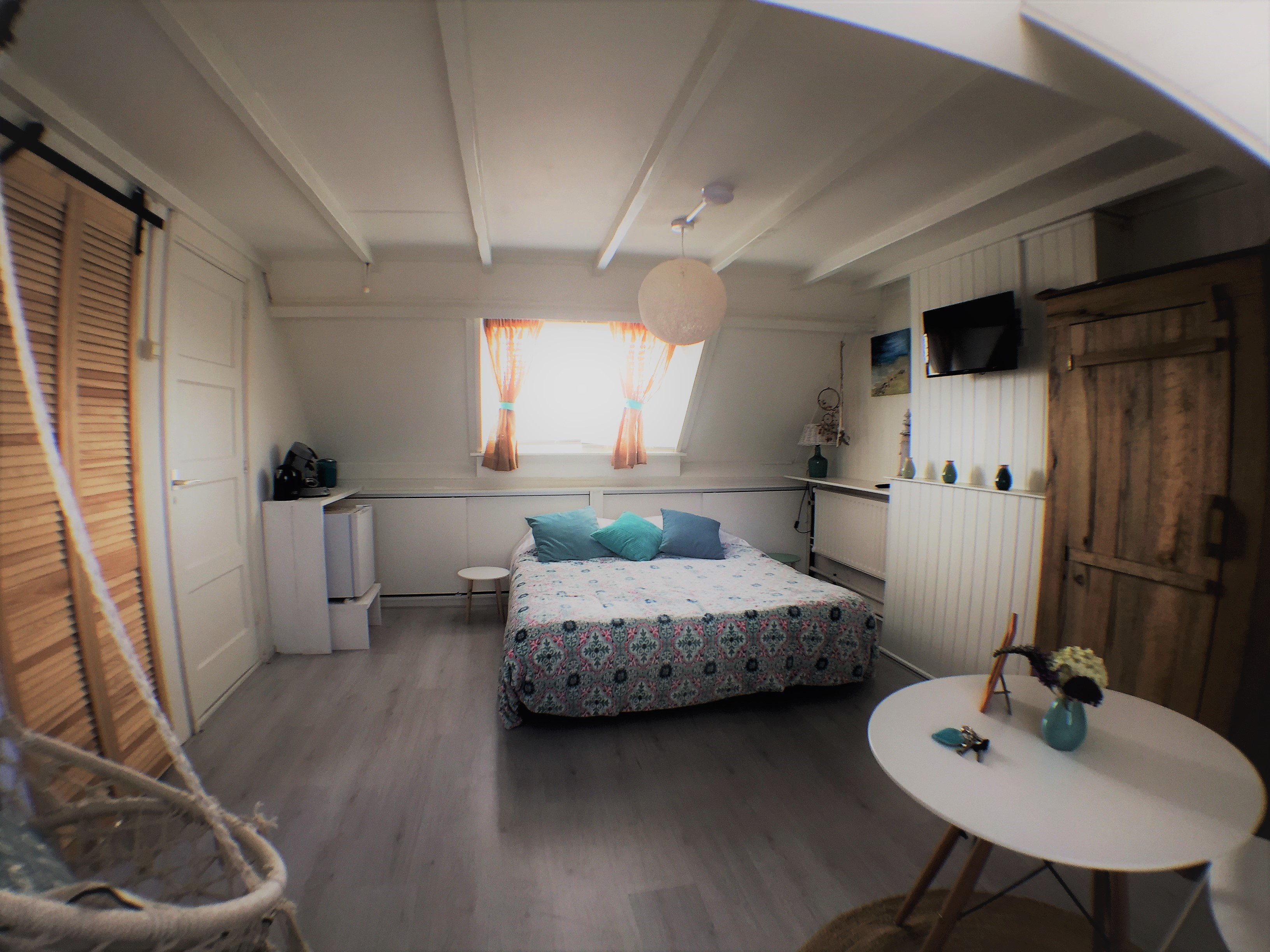 Knusse kamer in Zandvoort