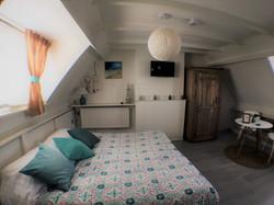 Vriendelijke Bed & Breakfast kamer