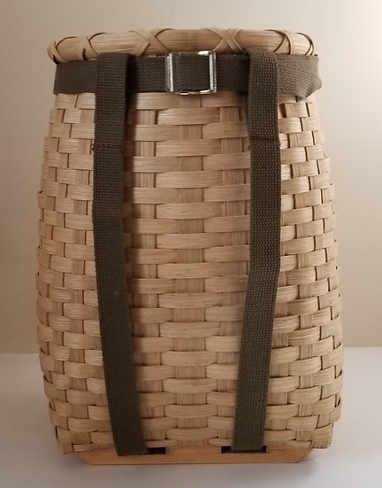 Medium Pack Basket in walnut