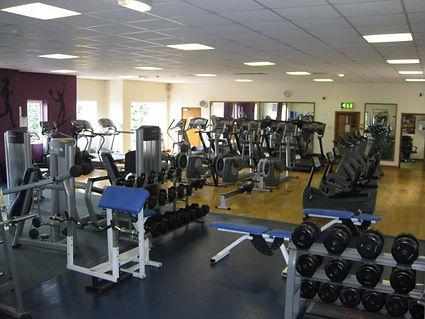 personal training gym didsbury