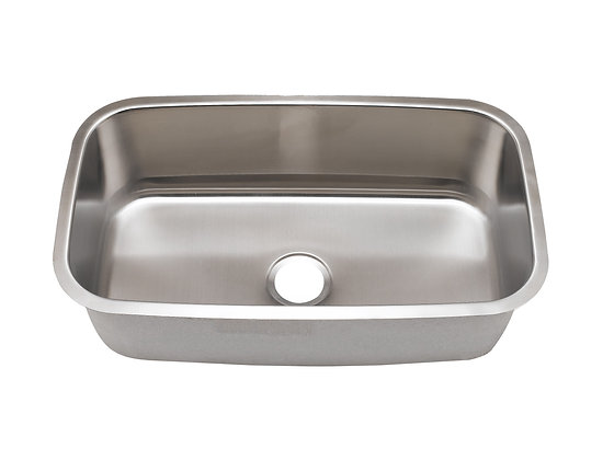Under Mount Single Bowl Sink SM3118