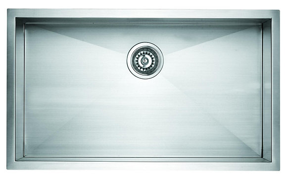 Undermount Square Double Bowl Sink F3219S