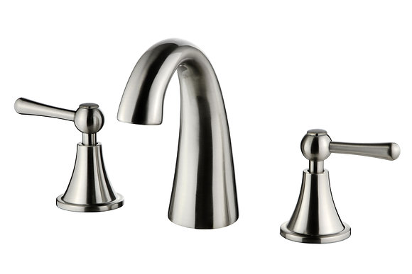 8″ Two Handle With 3 Hole Lavatory Faucet N11585-BN