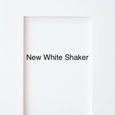 New White Shaker