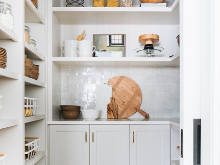 Walk-in Kitchen Pantry vs. Cabinet Pantry [which one should you choose?]