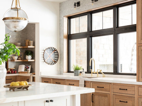Two Toned Kitchen Cabinets [all you need to know about this latest trend!]
