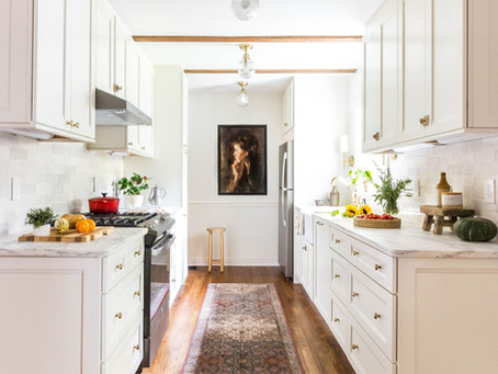 How To Make A Galley Kitchen Feel Bigger