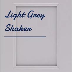 Light Grey Shaker