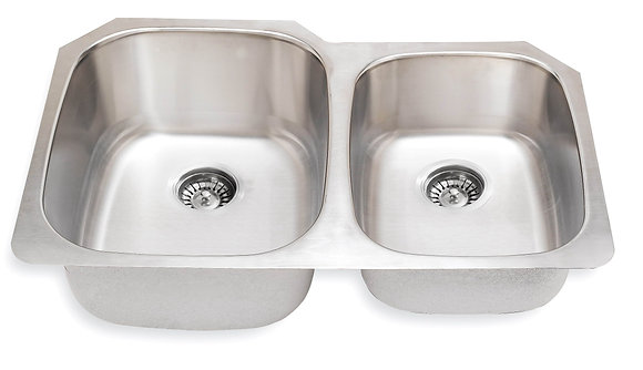 Under Mount Double Bowl Sink SM503R